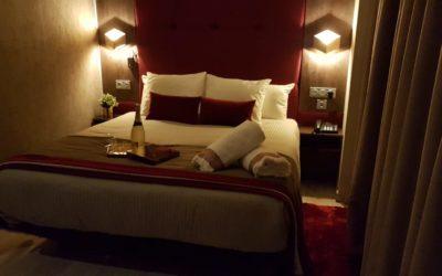 Concurso San Valentín: La pareja ganadora de una noche en Hercules Hotel Boutique